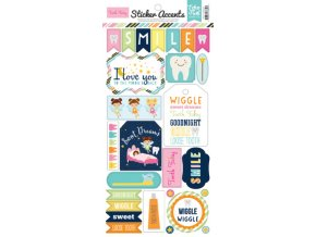 SW8001 Tooth Fairy Sticker