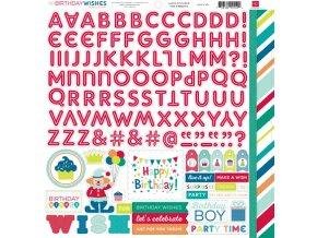 BDB84015 Alpha Stickers F