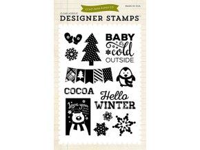 HW95046 Snow Cold Stamp