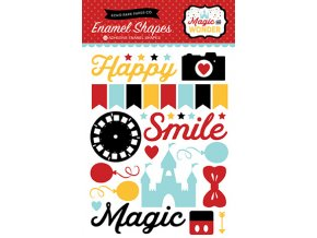 MW124061 Magic Wonder Enamel Shapes F