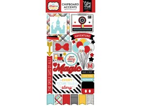 MW124022 Magic Wonder 6x12 Chipboard F