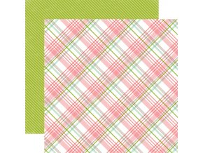 BJGT79006 Baby Girl Plaid