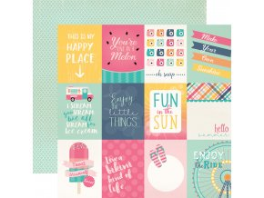 DR126003 3x4 Journaling Cards