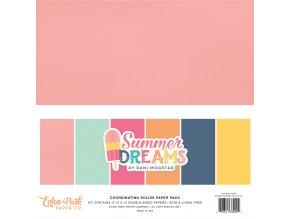 DR126060 Summer Dreams Solids Kit