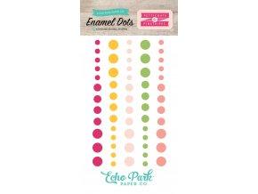 PC103028 Petticoats Enamel Dots F