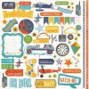 11293 a boy s life stickers