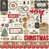 CBCH89014 Christmas Element Sticker