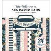 JM153023 Just Married Paper Pad Cover