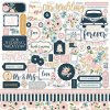 JM153014 Just Married Sticker