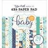 BB172023 6x6 Paper Pad