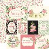 CBBO98005 Sweet Pea Journaling Cards