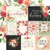 CBBO98008 Poppy Journaling Cards