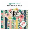 JBY119023 Just Be You Paper Pad Cover