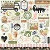 CBSM80014 Spring Market Sticker Sheet