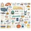 1 simple stories safe travels bits pieces 14816