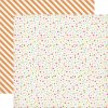 BDG85006 Girl Birthday Dots