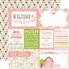 BJGT79002 Welcome Baby Girl