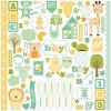 CBIB50014 Its A Boy Sticker