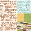 9207 pumpkin spice expressions cardstock stickers
