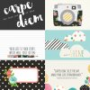 9978 1 carpe diem 4x6 horizontal journaling card elements