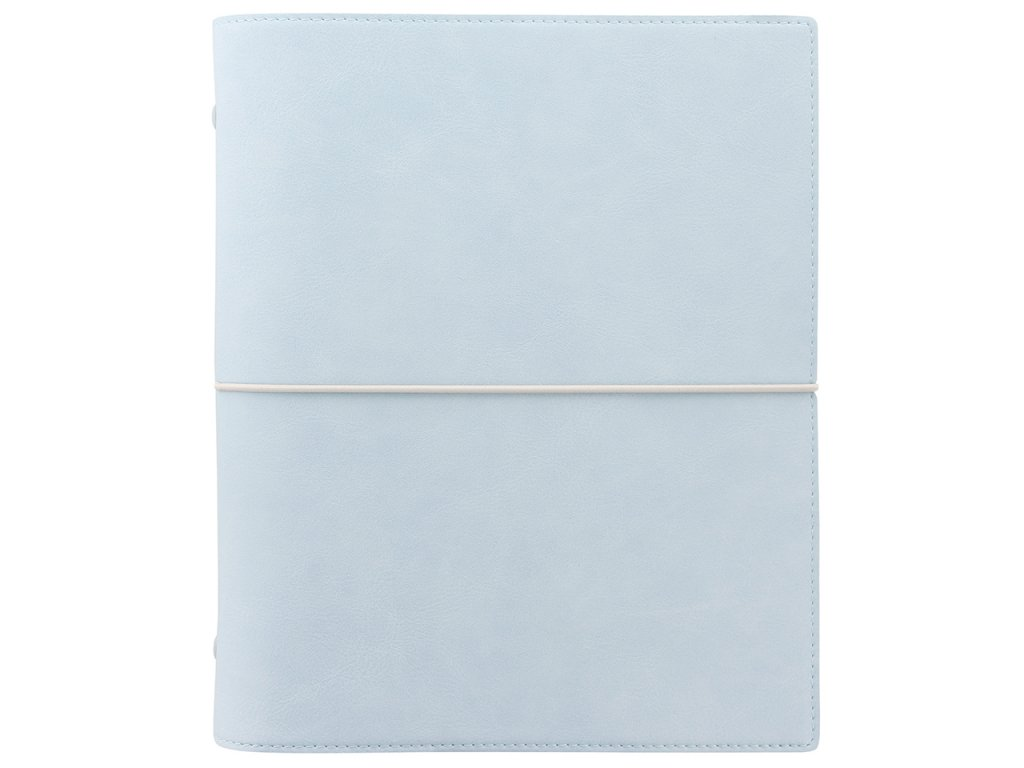 022603 Domino Soft A5 Pale Blue