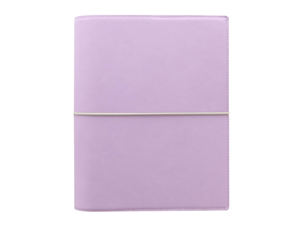 022605 Domino Soft A5 Organiser Orchid2