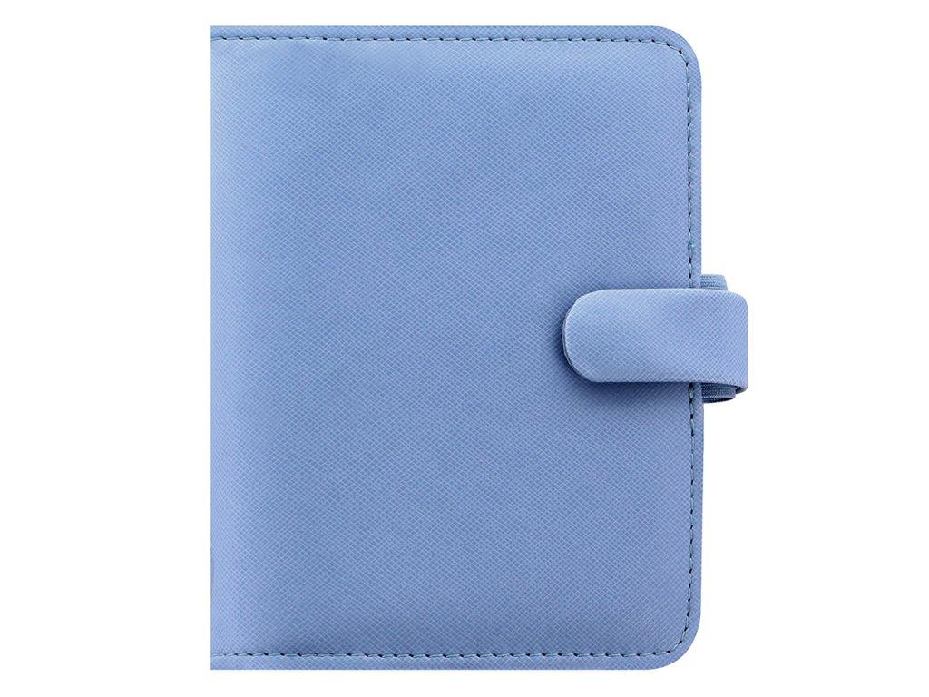 022594 Saffiano Pocket Vista Blue