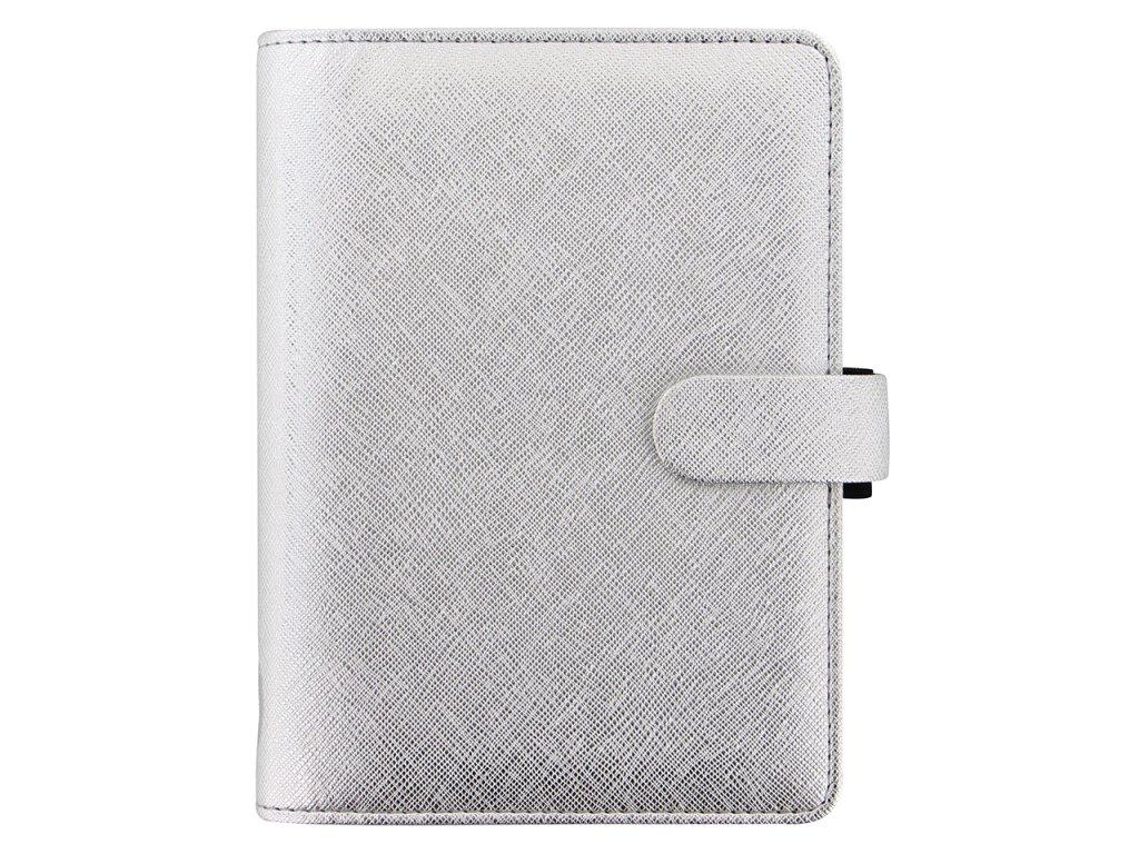 028754 Saffiano Metallic Personal Silver2