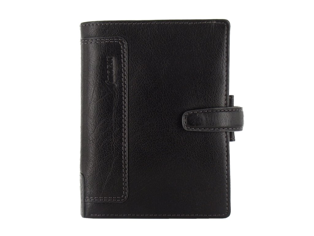 025115 Holborn Organiser Pocket Black
