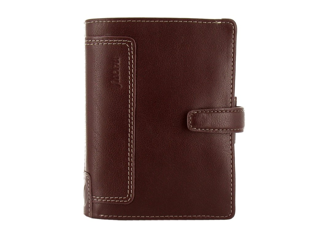 025119 Holborn Organiser Pocket Brown
