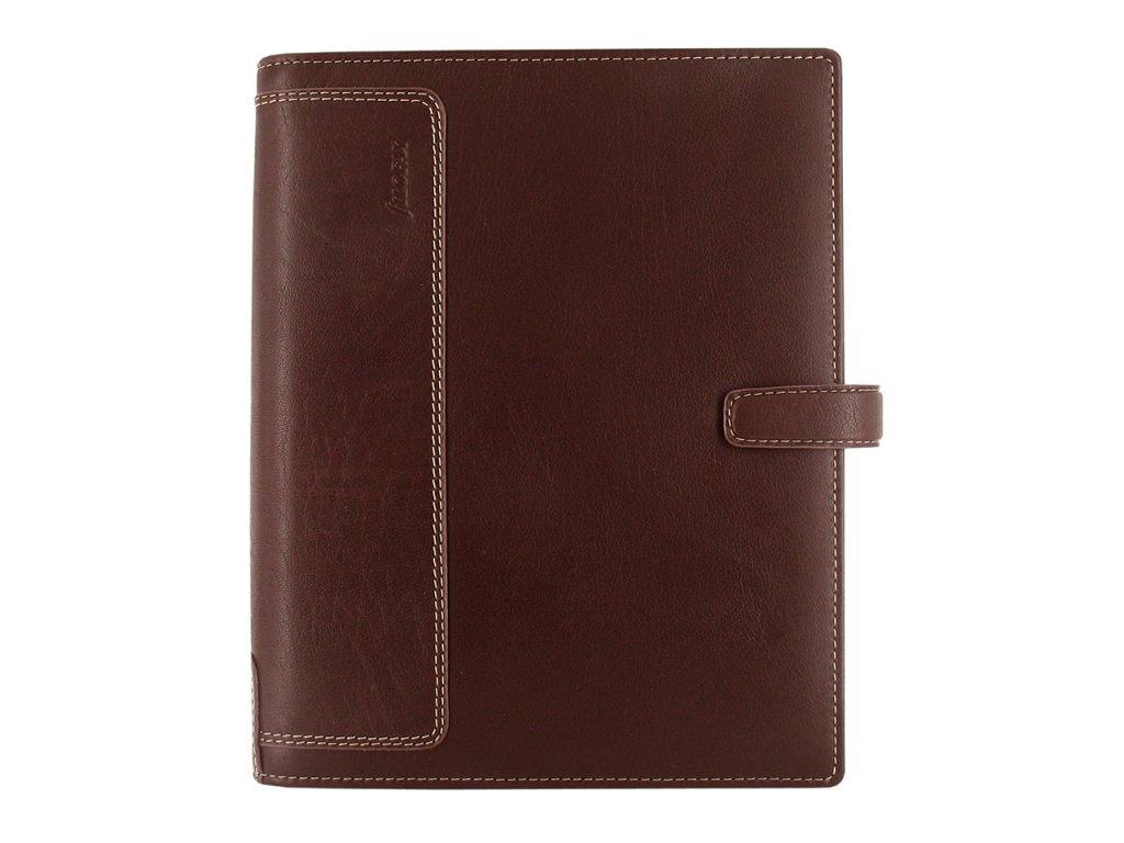 025122 Holborn A5 Organiser Brown