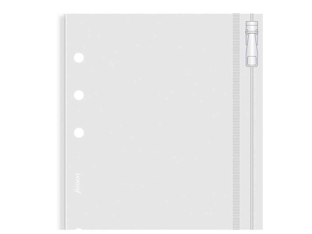 filofax zip closure envelope personal large 1