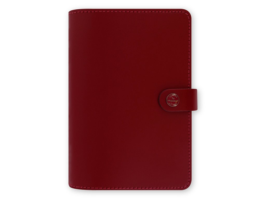 022380 The Original Personal Pillarbox Red