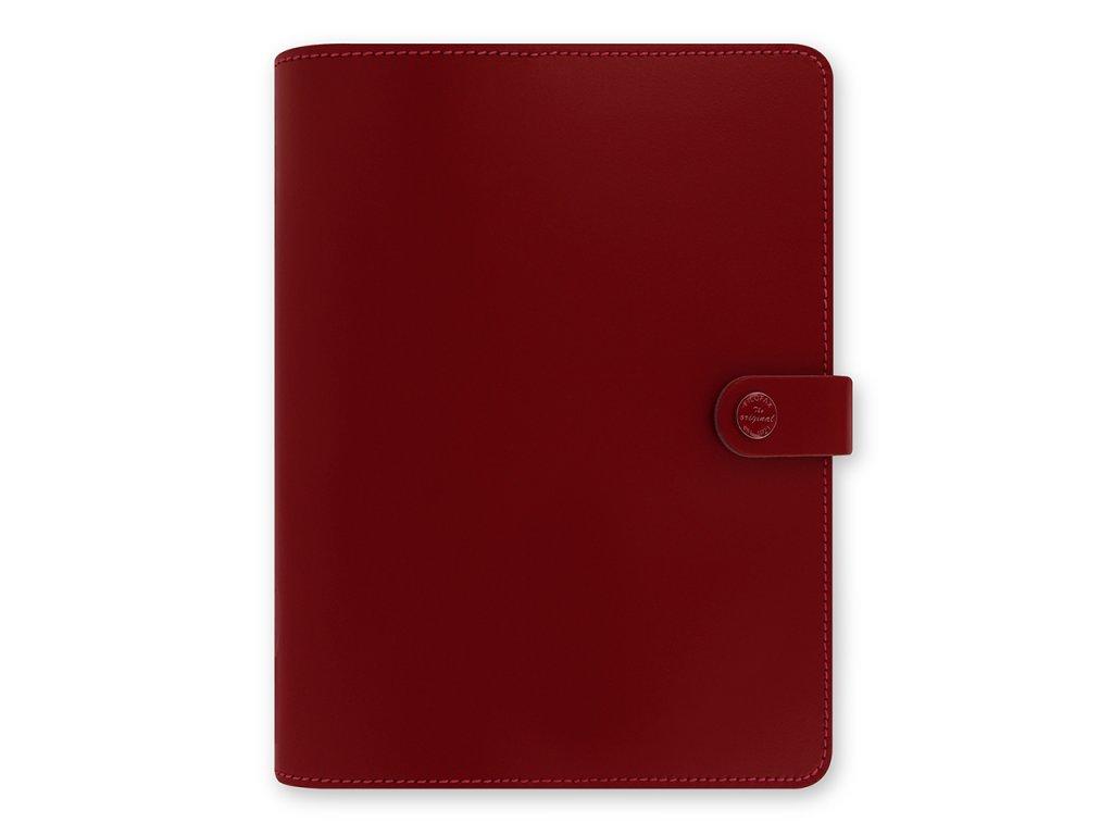 022381 The Original A5 Pillarbox Red