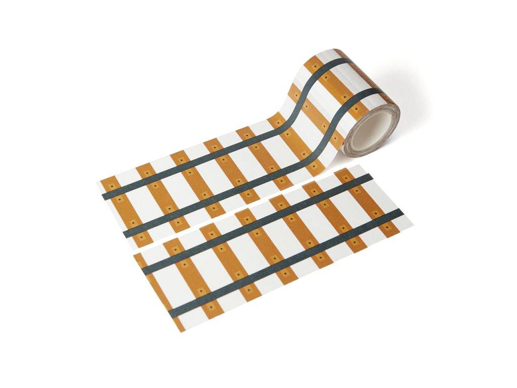 Washi páska - Koleje
