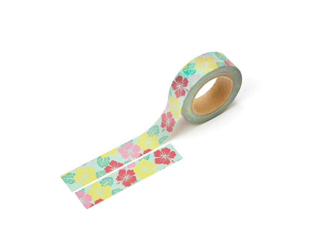 Washi páska - Aloha