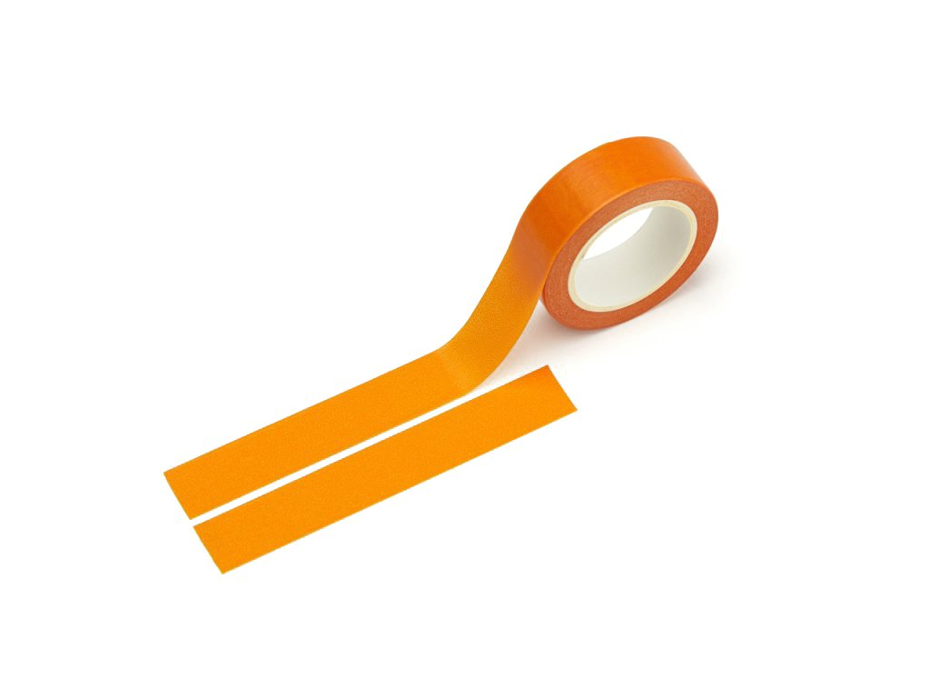 Washi páska - Oranžová