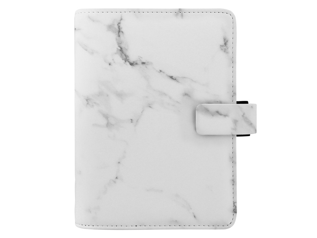 osobni diar filofax architexture a6 marble 2021 1