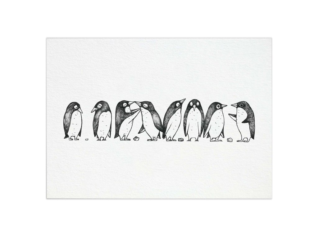 pohlednice ligarti tucnaci love story