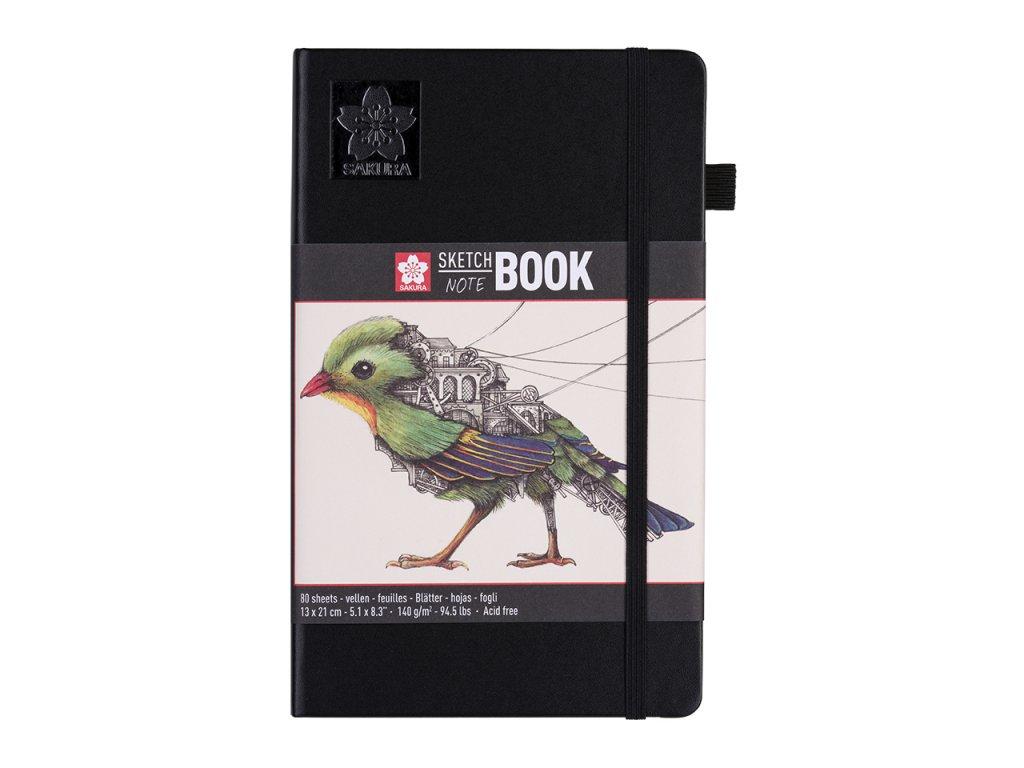 skicak sakura sketch notebook creme a5 80 stran 1