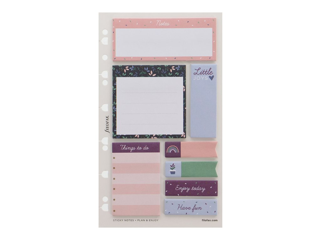 lepici blocky filofax garden multi fit 1
