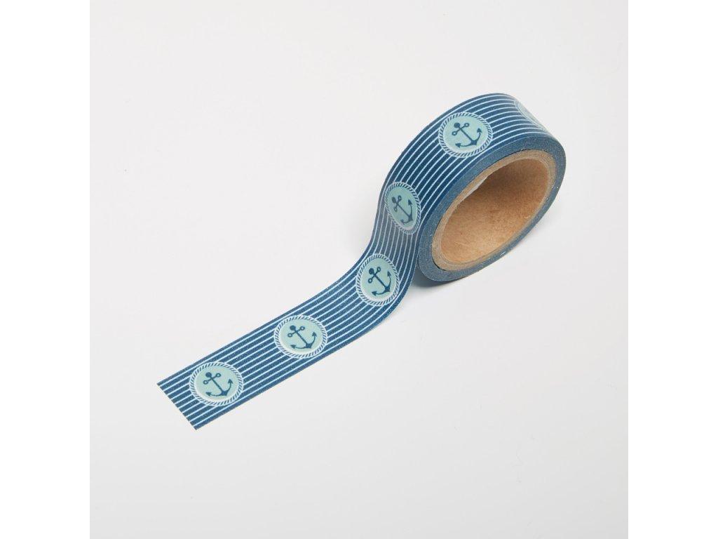 Washi páska - Námořnická