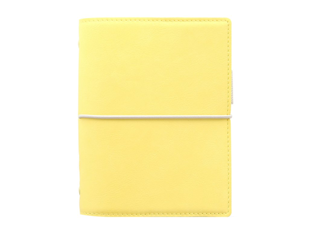 022610 Domino Soft Pocket Organiser Lemon2