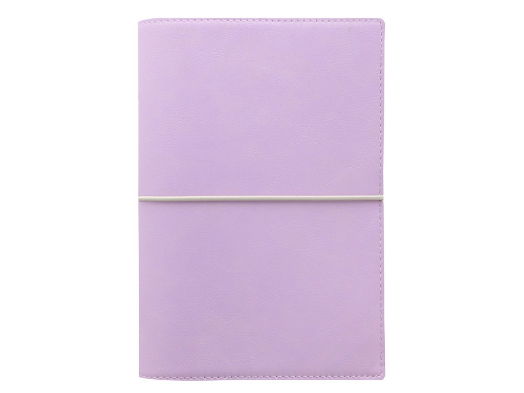 022607 Domino Soft Personal Organiser Orchid2