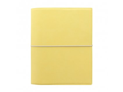 022606 Domino Soft A5 Organiser Lemon2
