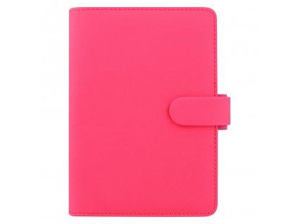028750 Saffiano Fluoro Personal Pink2