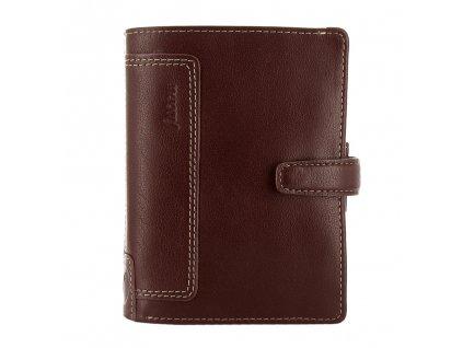 025119 Holborn Organiser Pocket Brown
