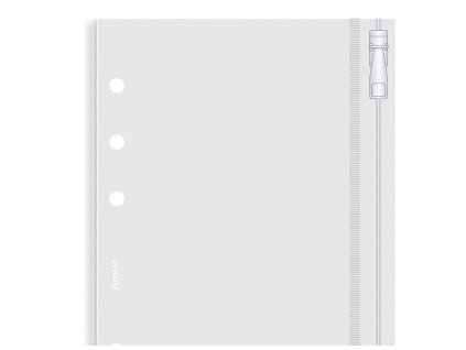 filofax zip closure envelope personal large 1
