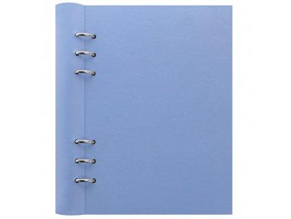 023620 Clipbook Classic Pastels A5 Vista Blue