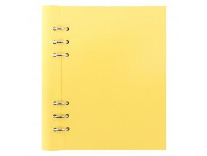 145000 Clipbook Classsic A5 Lemon3
